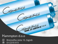 Lampe Cosmedico WILD WAVE blue 160w